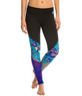 Roxy Pop Surf Polynesia Surf Legging