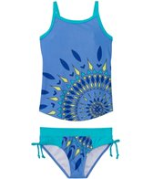 Limeapple Swimwear Girls' Fiji Tankini Set (7yrs-16yrs)