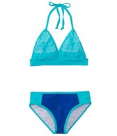 Limeapple Swimwear Girls' Cabana Bikini Set (7yr-16yrs)