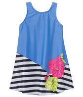 Limeapple Swimwear Girls' Azul Cover Up Dress (4yrs-16yrs)
