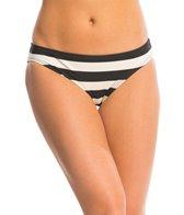 DKNY Iconic Stripe Classic Hipster Bikini Bottom