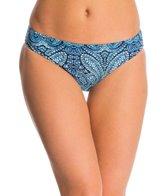 Nanette Lepore Indigo Paisley Charmer Hipster Bikini Bottom