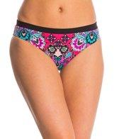 Nanette Lepore Bali Batik Charmer Hipster Bikini Bottom