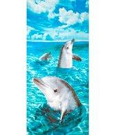 dohler USA Dolphins III Beach Towel 30'' x 60''
