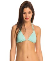 Quintsoul Swimwear Solid Essentials Triangle Bikini Top