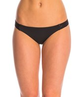 Quintsoul Swimwear Solid Essentials Braided Bikini Bottom