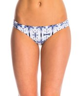 Quintsoul Swimwear Ink & Water String Bikini Bottom