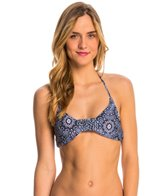 Quintsoul Swimwear Amoeba Macrame Bralet Bikini Top