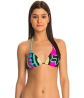FOX Stereo Triangle Bikini Top
