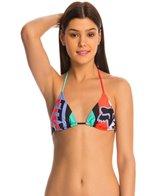 FOX Stereo Triangle Bikini Top