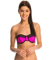 FOX Capture Balconet Bandeau Bikini Top