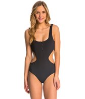 Tavik Solid Victoria One Piece Swimsuit