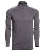 Mizuno Men's Breathe Thermo Seamless Half Zip