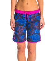 Hurley Supersuede Printed 9 Beachrider Palm Boardshort
