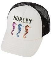 Hurley Seahorse Trucker Hat