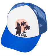 Hurley California Trucker Hat