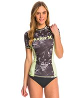 Hurley One & Only Floral S/S Rashguard