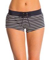 Tommy Hilfiger Swimwear Sailing Stripes Boyshort Bikini Bottom