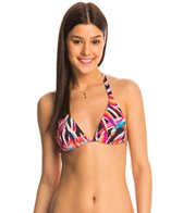 B.Swim Tropix Beachy Push Up Bikini Top