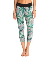 B.Swim Cabana Pop Up Crop Surf Legging