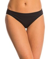 Michael Kors Swimwear Solid Classic Bikini Bottom