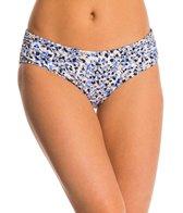 Michael Kors Swimwear Chiltington Shirred Hipster Bottom