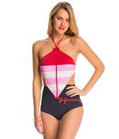 Kate Spade Balboa Island Novelty Kite One Piece Swimsuit
