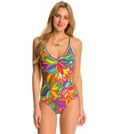 Trina Turk Swimwear Montezuma One Piece Swimsuit