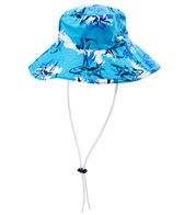 Tuga Boys' Thresher Frenzy UPF 50+ Bucket Hat