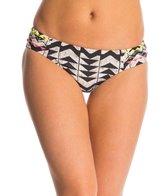 Ella Moss Zaire Retro Hipster Bikini Bottom