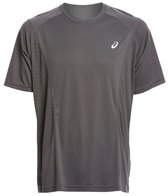Asics Men's Favorite Printed Short Sleeve