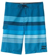Billabong Men's All Day Stripe Boardshort