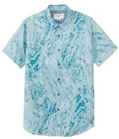 Billabong Men's Washed Up Short Sleeve Shirt