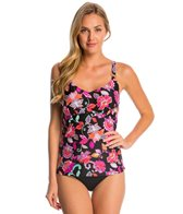 Beach Diva Swimwear Havana Bloom Tankini Top (D-Cup)