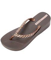 iPANEMA Women's Mesh Plat Flip Flop