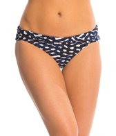 Robin Piccone Audrey Twisted Cuff Hipster Bottom