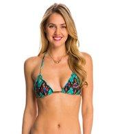 Vix Swimwear Rumis Ripple Tri Bikini Top