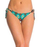 Vix Swimwear Rumis Ripple Tie Bikini Bottom