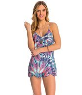 MINKPINK Flash Back Romper