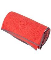 Manduka eQua HOLD Yoga Mat Towel