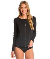 Dolfin Aquashape Zip-Front Jacket Swimsuit