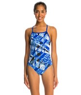 Dolfin Zephyr V-Back One Piece Swimsuit