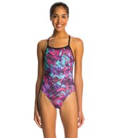 Dolfin Bellas Mystik Cross Back One Piece Swimsuit