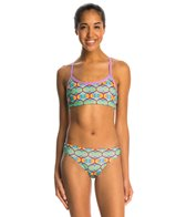 Dolfin Uglies Fiesta Bikini Two Piece Swimsuit