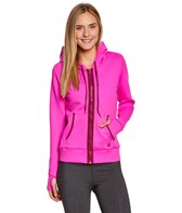 Body Glove Breathe Women's Live It Up Hybrid Zip Hoodie