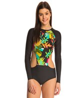 Body Glove Breathe Women's Akela Brizo Long Sleeve One Piece  Paddlesuit