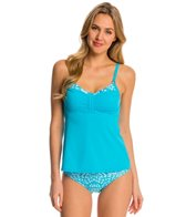 Amoena Mastectomy Hawaii Soft Bra Tankini Top (A/B/C/D Cup)