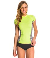 Rip Curl Women's Trestles Short Sleeve Rash Guard