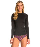 Rip Curl Women's G-Bomb Long Sleeve Rash Guard