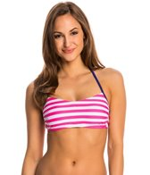 Reebok Turn Up the Heat London Bikini Top